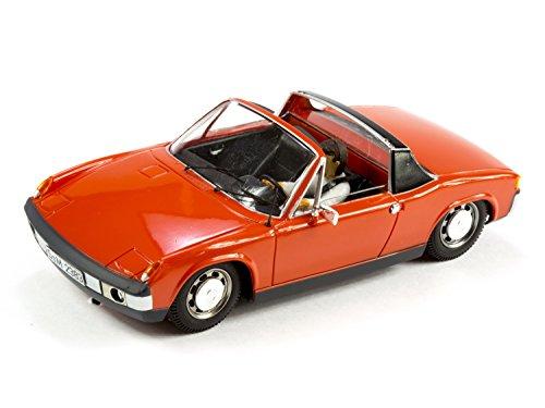 Porsche 914 Street Version Tangerine