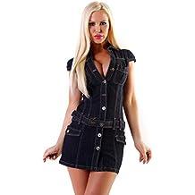 Suchergebnis auf Amazon.de für: blaues Kleid Hemdkleid Jeans