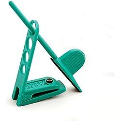 MULTI-SHARP 1601 Affûteuse de Lames pour sécateurs, sécateurs, loppeurs et Outils de Jardin courbés et à Bords Droits