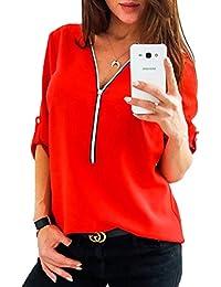 harmonische Farben suche nach dem besten bekannte Marke Suchergebnis auf Amazon.de für: 2 rote oberteile - Damen ...