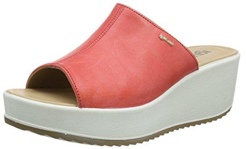 IGI&CO DET 11580, Zapatillas para Mujer, Gris (Taupe 22), 37 EU