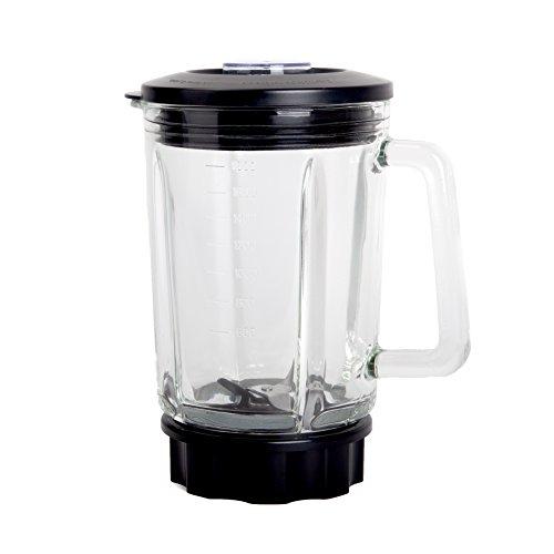 Glaskrug (jug) für den DURONIC BL1200 Standmixer (Krug Mit Eis-container)