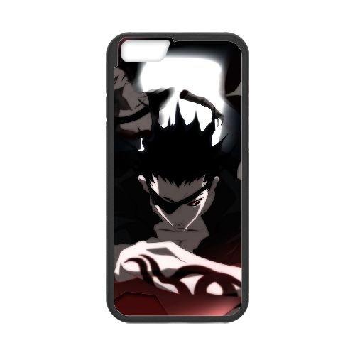 Deadman Wonderland coque iPhone 6 Plus 5.5 Inch Housse téléphone Noir de couverture de cas coque EBDXJKNBO12578