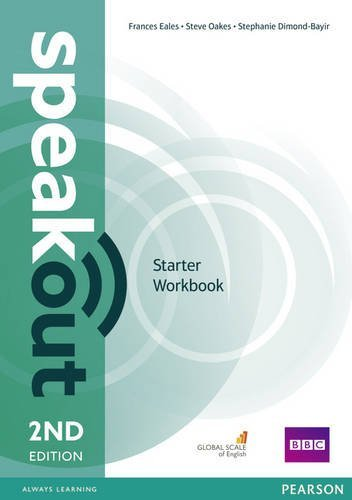 Speakout Starter Workbook Without Key: Starter workbook without key by Frances Eales (2016-01-21)
