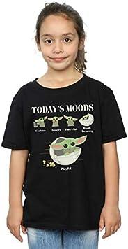 Star Wars Niñas The Mandalorian The Child Moods Camiseta