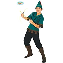 Carnaval - Disfraz de arquero para niño, talla 6 años (8435118221870)