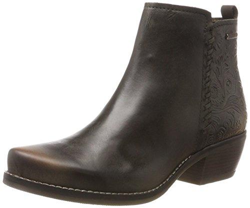Bugatti Damen 411338301500 Stiefel, Grün (Dark Green), 39 EU (Womens Boots Cowboy)