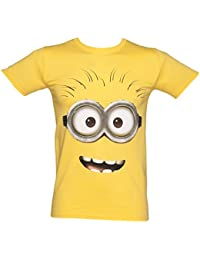 Trademark Products - T-shirt Homme - Despicable Me 2 Goggle Eye (Dave)