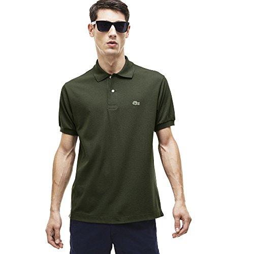 Lacoste Herren Poloshirts Poloshirt uniforme green