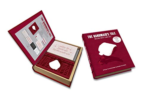 The Handmaid's Tale Deluxe Note Card Set (With Keepsake Book Box) (Deluxe Stationery Sets)