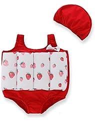 9426dc43f Flotador Traje de Baño para Niños Bebé Bañadores Niñas Bañador Bebé  Flotador Nadar Entrenador ...