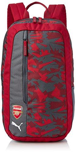 Puma Arsenal Camo Fanwear Backpack Mochila, Unisex, Chili Pepper-Grey Dawn-Puma White, UA