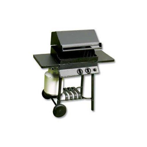 41dDICEUpIL. SS500  - Dollhouse Miniature Gas Barbecue Grill