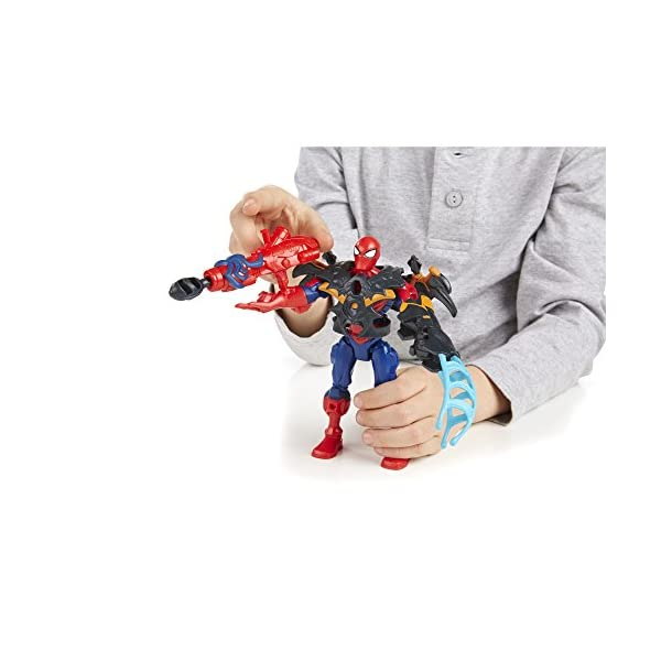 Marvel Super Hero Mashers Spider-Man vs. Doc Ock Mash Pack 5