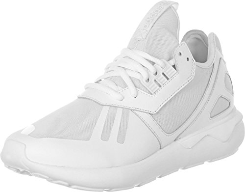adidas Tubular Runner, Damen Hohe Sneakers White