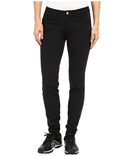 s Nike Damen Hose Jean Pant 3.0, schwarz, 40 (Nike Golf Hosen)