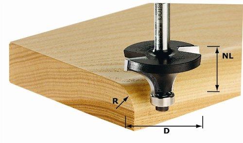 Festool 491012 Abrundfräser, Radius 5 mm