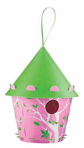 diy-bird-house-pink-cone-branch-design