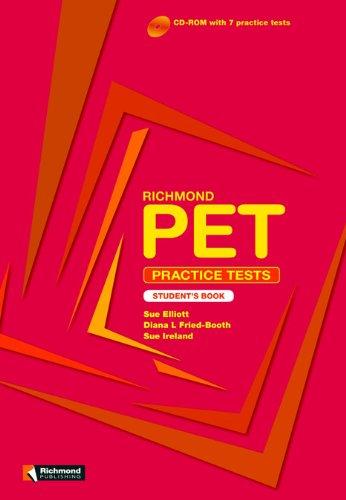Richmond Pet Practice Tests Student'S Pack (Richmond Exam Practice Tests) - 9788466812962 por Aa.Vv.