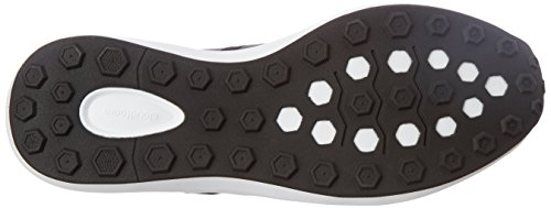 adidas Cloudfoam Race W, Scarpe da Ginnastica Donna Nero (Cblack/Cblack/Ftwwht)