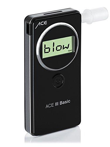 ACE III Premium Alkoholtester mit Wechselsensor - polizeigenau