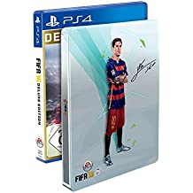 FIFA 16 Deluxe - Steelbook Edition [import anglais]
