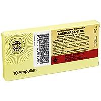 Muscarsan D 6 Ampullen, 10X1 ml preisvergleich bei billige-tabletten.eu