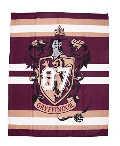 Harry Potter, Couverture Polaire à Grand Motif...