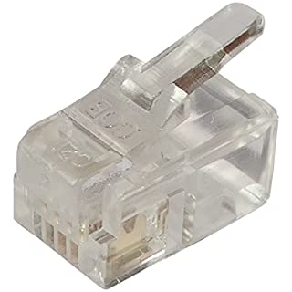 Aerzetix: RJ104P4°C 10x 4Pin Connector