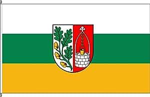 Hochformatflagge Bischbrunn - 80 x 200cm - Flagge und Fahne