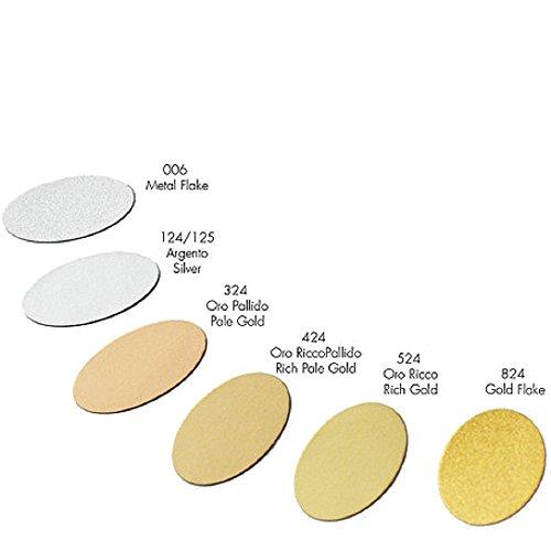 1 kg de Peinture spéciale Argent & Or pour PVC, ABS, métal, Bois, UVM, prêt à l'emploi Argent