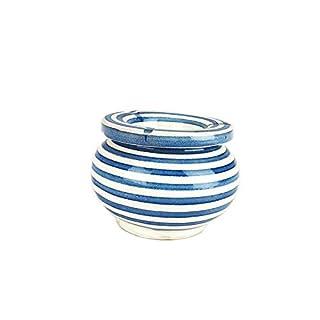 ARTIGIANATO VULCANO Craft Vulcano Moroccan ashtray ashtray ceramic hand painted