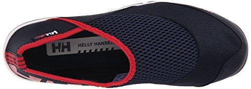Helly Hansen Watermoc 2 Scarpe di ponte Blu - Marine/Blanc/Rouge