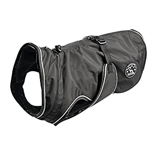 hunter Uppsala Dog Coat, 25 cm, Black