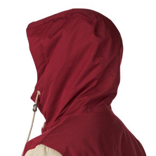 Nike Hazed Snowboardjacke Herren rot/beige