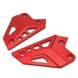 Für Kawasaki Z900 Fuß Peg Protector Ferse Schutzabdeckung Schutz Motorrad Zubehör