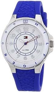 Tommy Hilfiger Watches Damen-Armbanduhr XS Analog Quarz Silikon 1781273