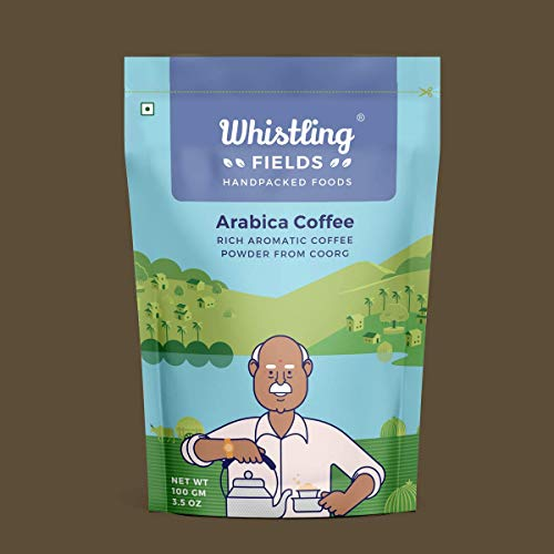 Pack of 2, Each 100 gm (3.52 oz) by Whistling Fields ()