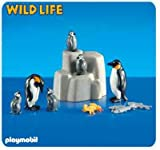 PLAYMOBIL® 6259 2 Kaiserpinguine mit Babys