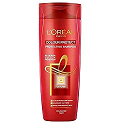 L-Oreal Shampoo Colour Protect (75ml) (Pack of 2)