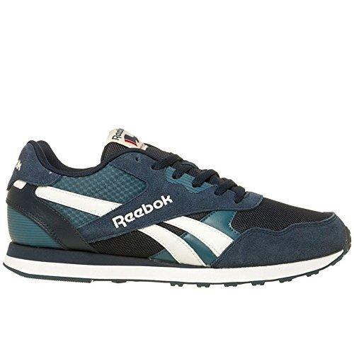 Reebok Herren Bd3367 Trail Runnins Sneakers Blau