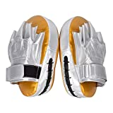 Queta Artigli delle Mani Taekwondo Pre-Curved Claws Trainer Claws Boxe per Arti Marziali 1 Paio di scatole per Kickboxing