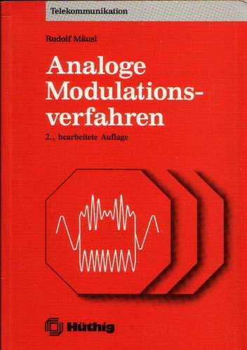 Analoge Modulationsverfahren