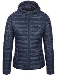 4673214d52f JOTT - Blouson - Doudoune - Manches Longues - Femme Bleu Bleu Jeans