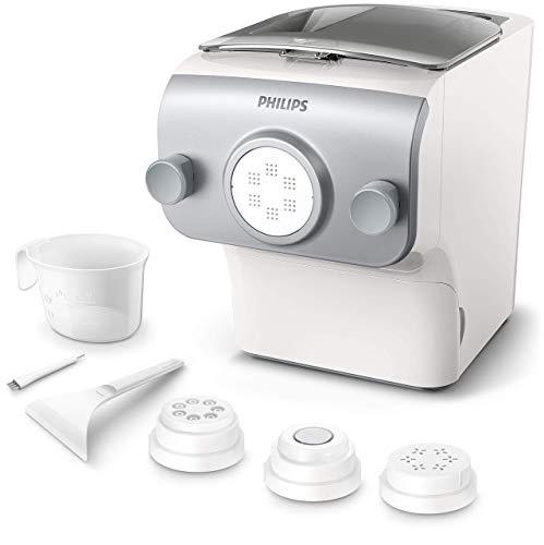 Philips HR2375/05 Avance Macchina per la Pasta, 200 W, Design Premium, Plastica