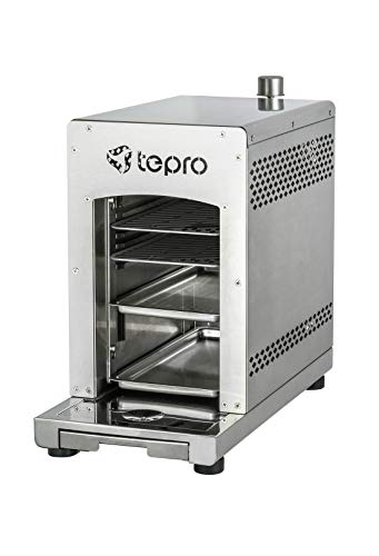 Tepro 3184 Toronto Steakgrill Silber