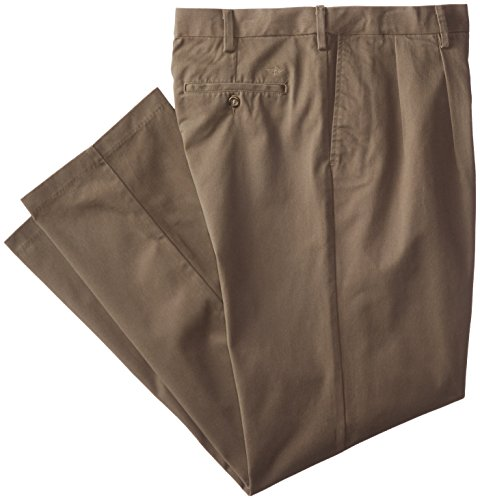 Dockers Men's Big and Tall Easy Khaki Comfort-Waist Classic-Fit Pleated Pant (Khaki Tall Big And)
