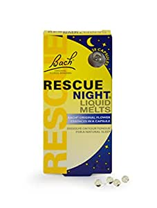 Rescue Night Liquid Melts 28 capsules