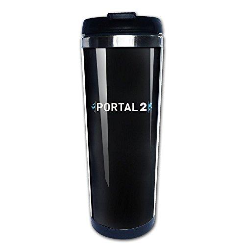 Portal 2 Logo To Go Mug(Tazzine da caffè) Stainless Steel