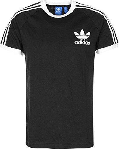 Adidas Clfn Tee T-shirt - Nero (Black) - XL